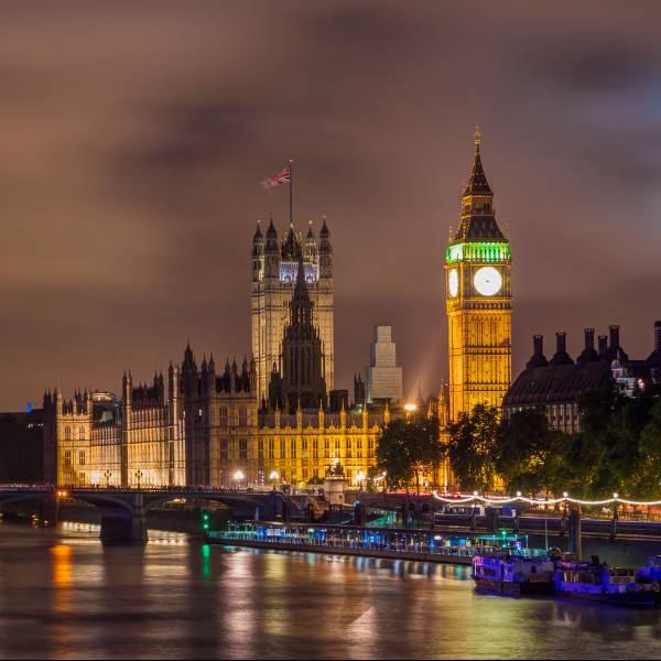 Гид в Лондоне — Биг-Бен